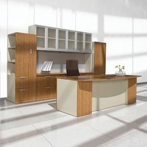 Wood Veneer Desks