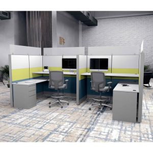 Standing Cubicles