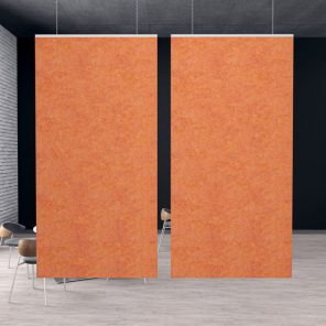 """picture of eSCAPE Hanging Acoustical Panel 47""""W x 94""""H"""