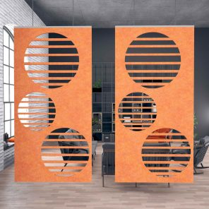 picture of eSCAPE Hanging Acoustic Privacy Panels