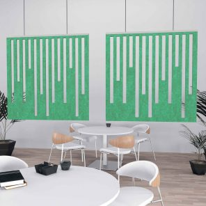 Picture of eSCAPE Ceiling Mounted Acoustic Panels