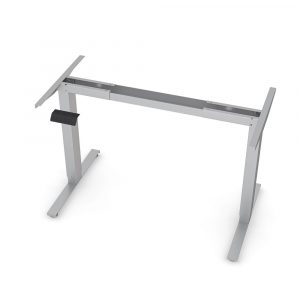 Render of Quantum Series Electric Sit-Stand Table Base Only