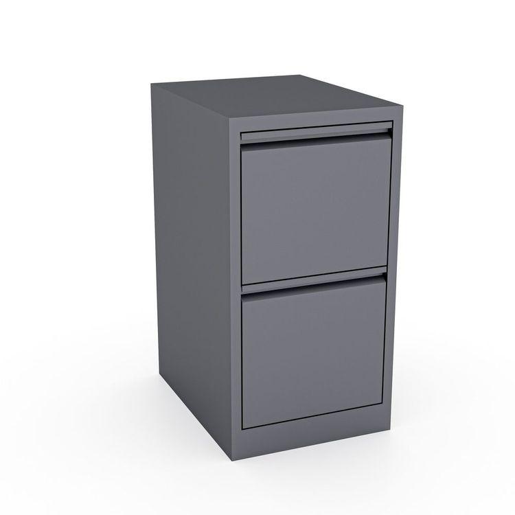 Render of Metal File/File Pedestal